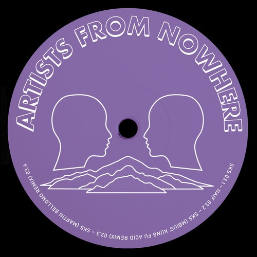 Cover - Artists From Nowhere - Sks (Original Mix)