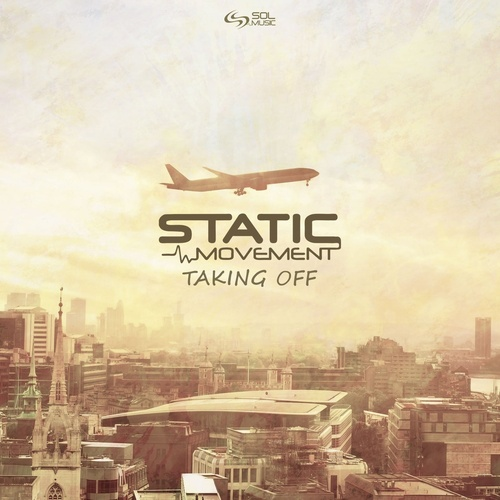 Cover - Static Movement - Taking Off (Original Mix)