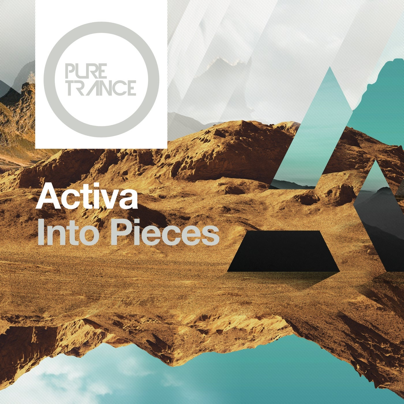 Cover - Activa - Into Pieces (Extended Mix)