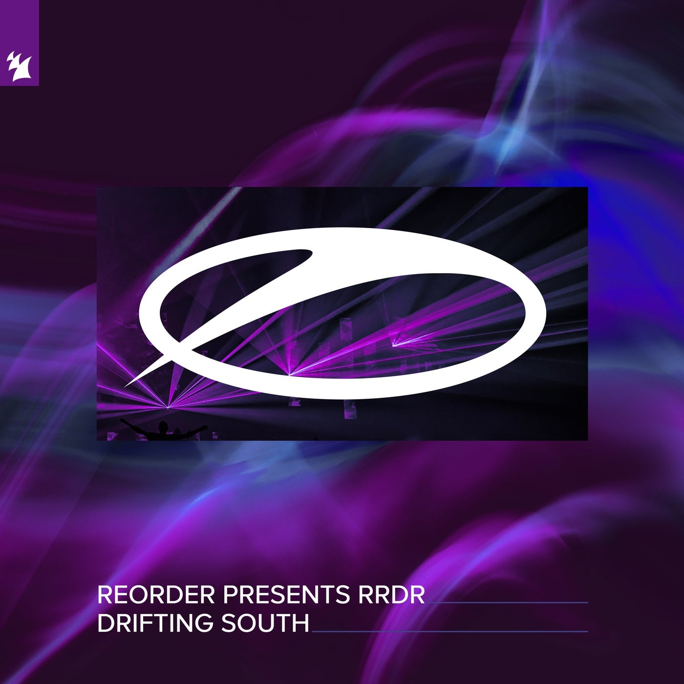 Cover - ReOrder, RRDR - Drifting South (Extended Mix)