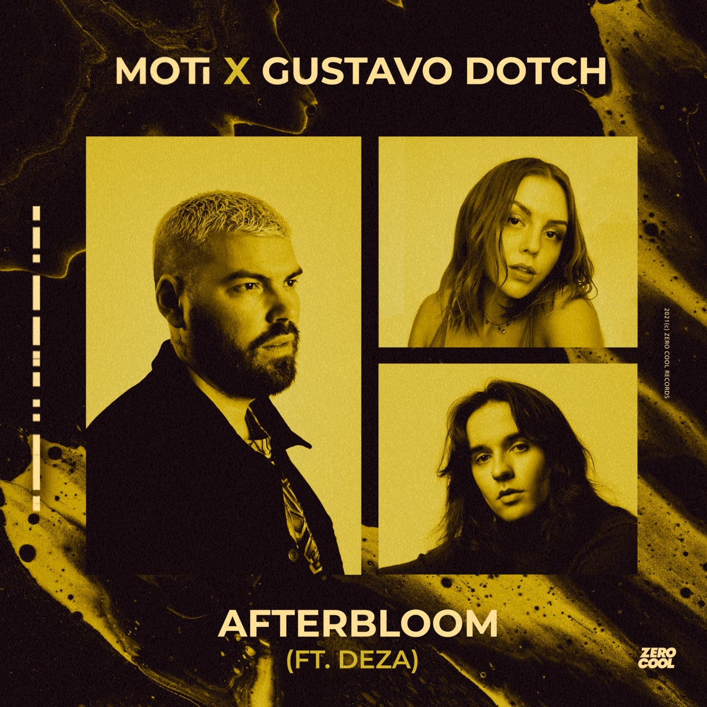 Cover - MOTi, Deza, Gustavo Dotch - Afterbloom (Extended Mix)