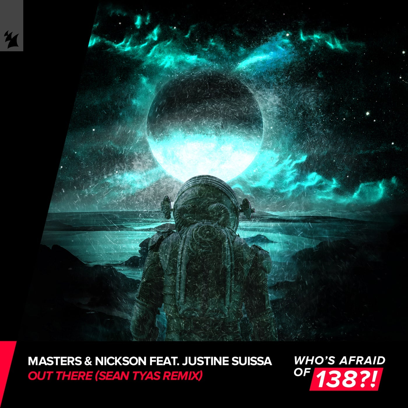 Cover - Justine Suissa, Masters & Nickson - Out There feat. Justine Suissa (Sean Tyas Extended Remix)
