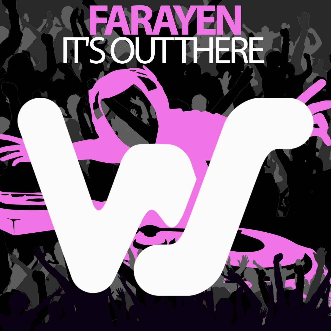 Cover - Farayen - It's Out There (Original Mix)