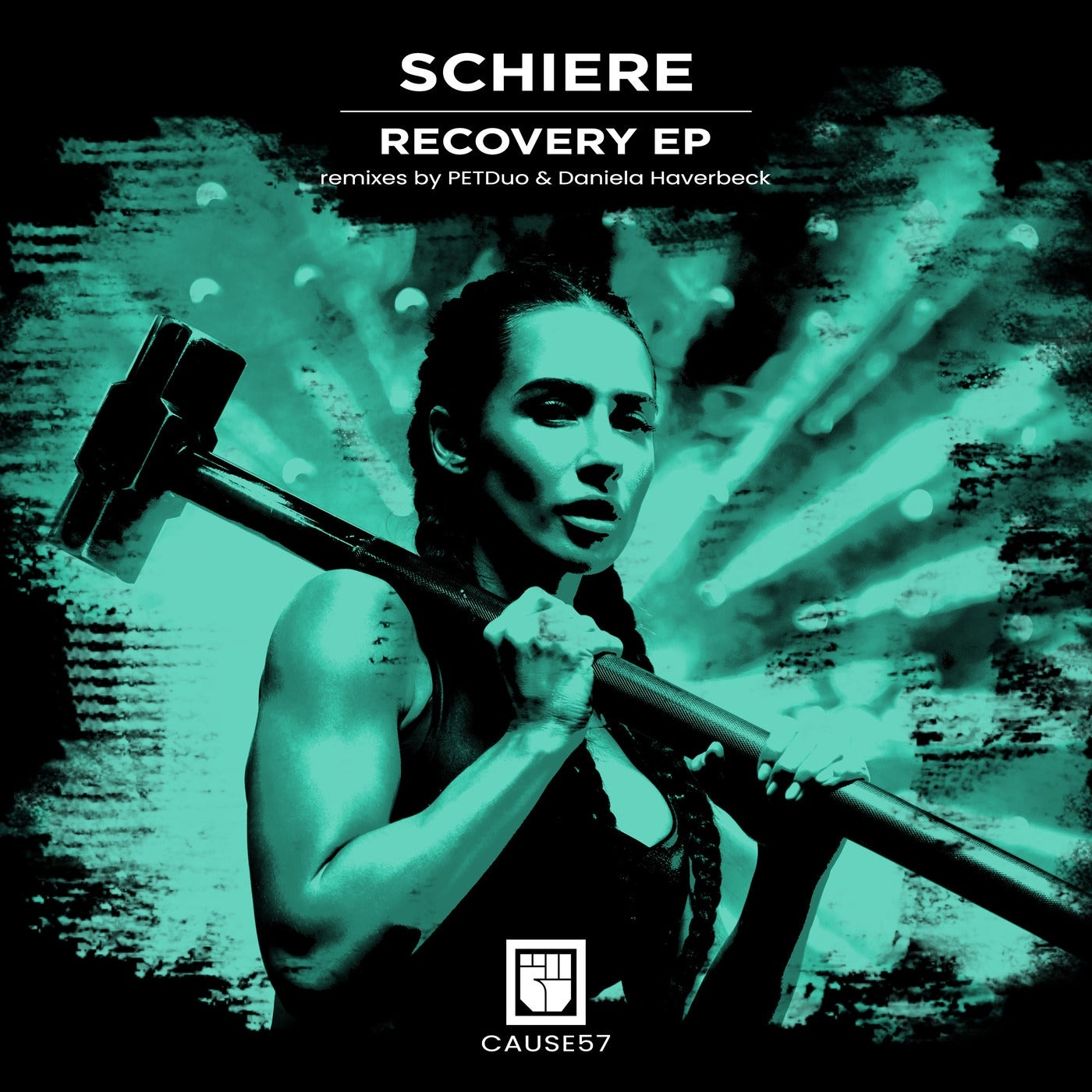 Cover - Schiere - Recovery (Daniela Haverbeck Remix)