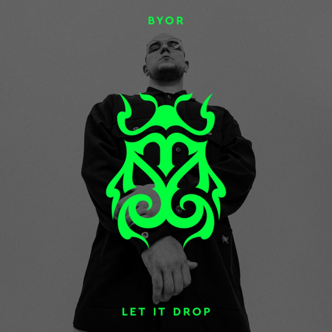 Cover - BYOR - Let It Drop (Extended)