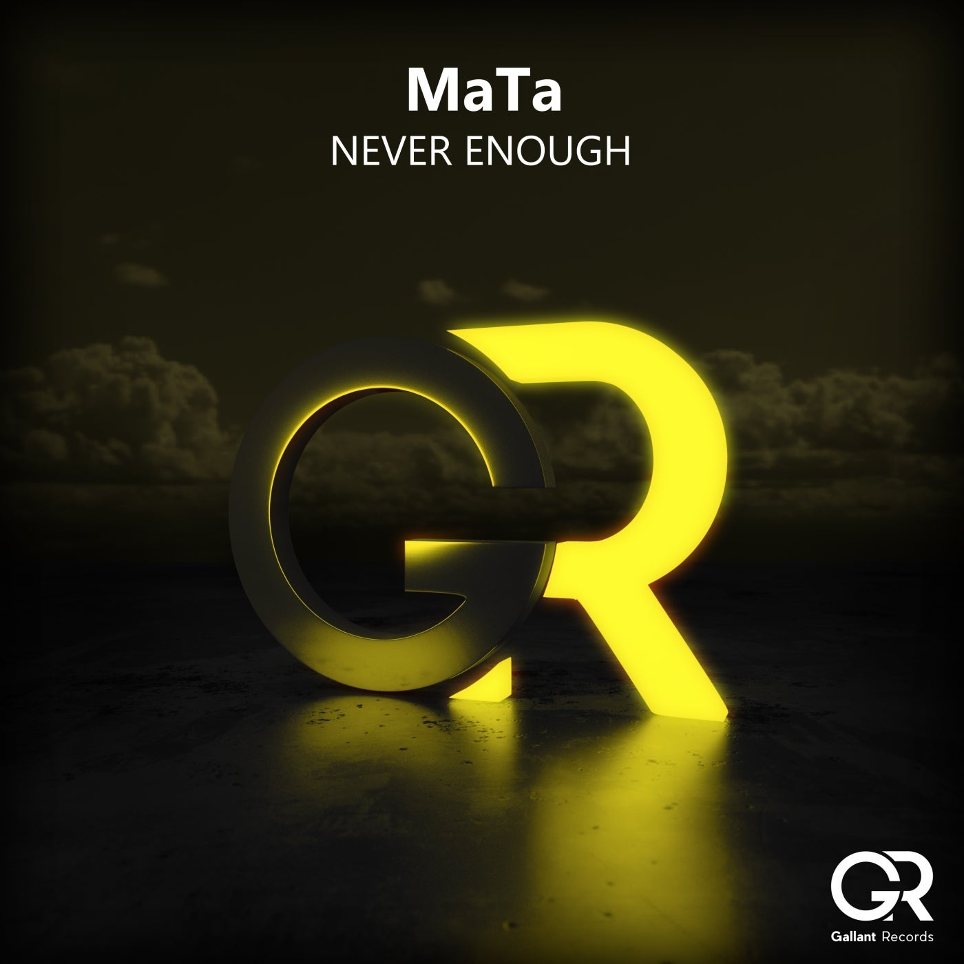 Cover - Mata - Never Enough (Extended Mix)