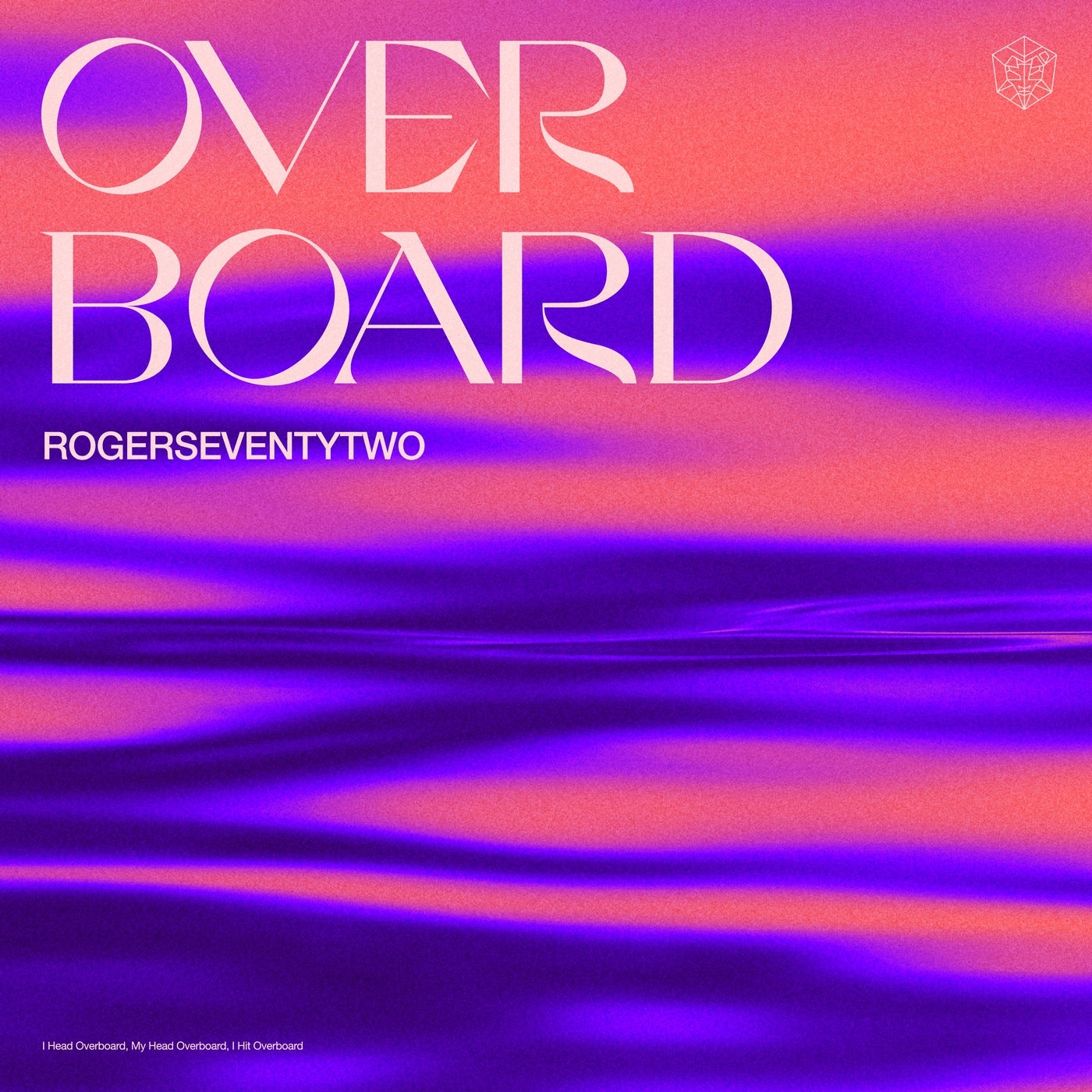 Cover - Rogerseventytwo - Overboard (Extended Mix)