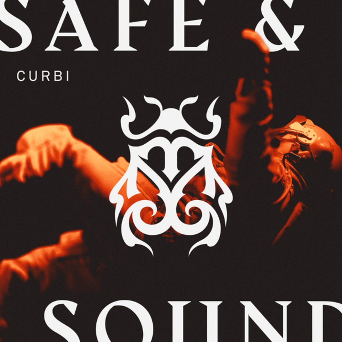 Cover - Curbi - Safe & Sound (Extended Mix)