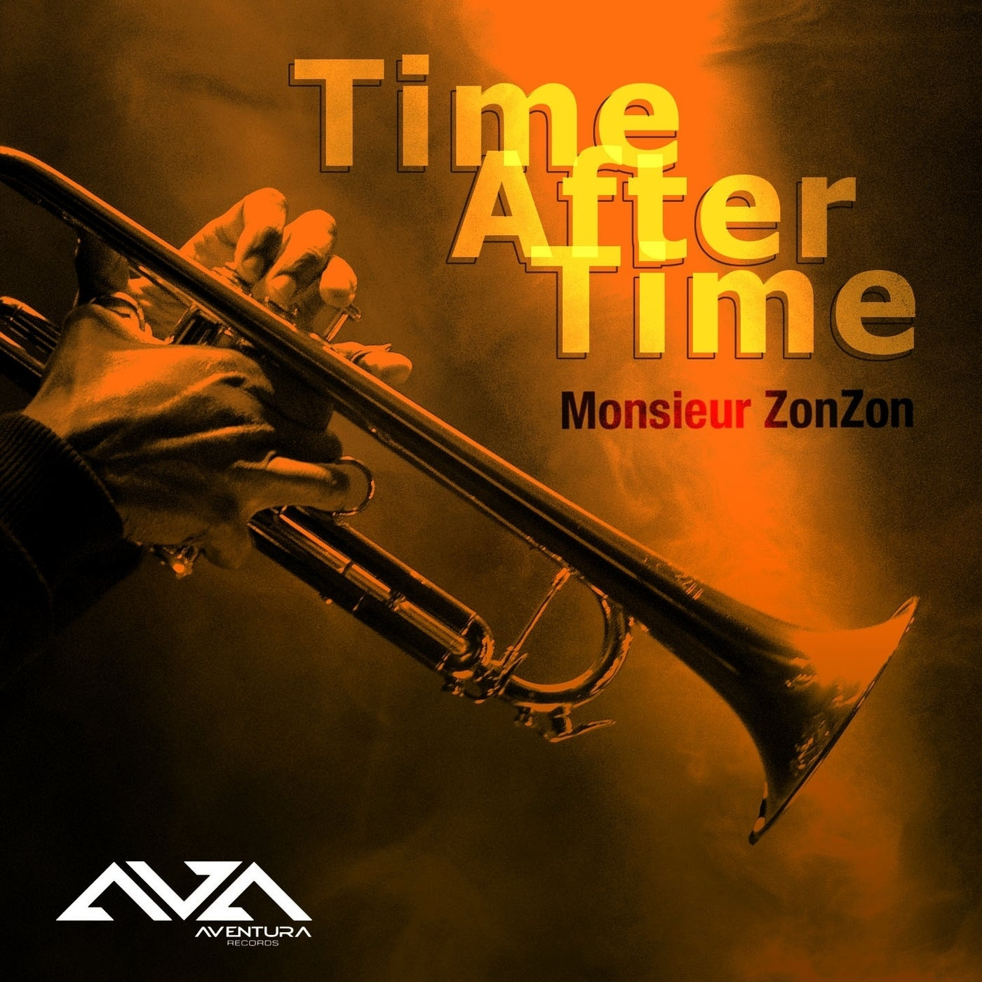 Cover - Monsieur ZonZon - Time After Time (A Tribute to Miles Mix)