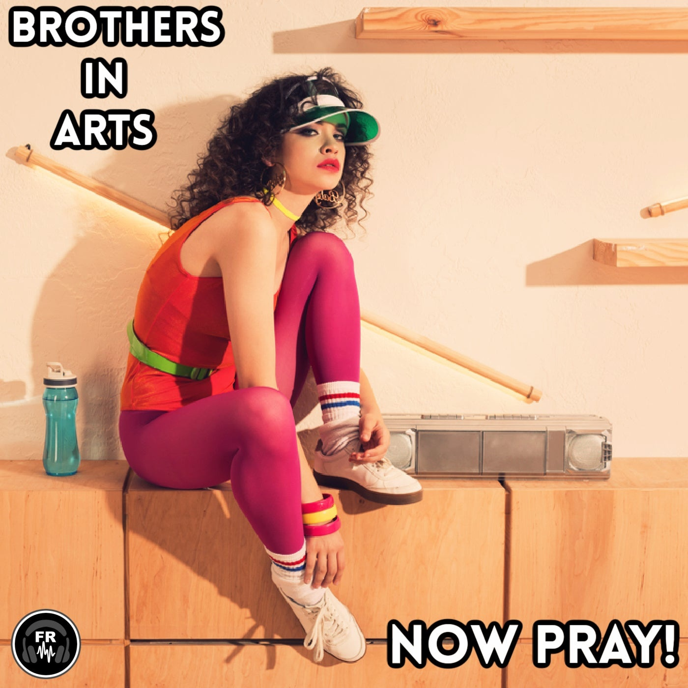 Cover - Brothers in Arts - Now Pray! (Original Mix)
