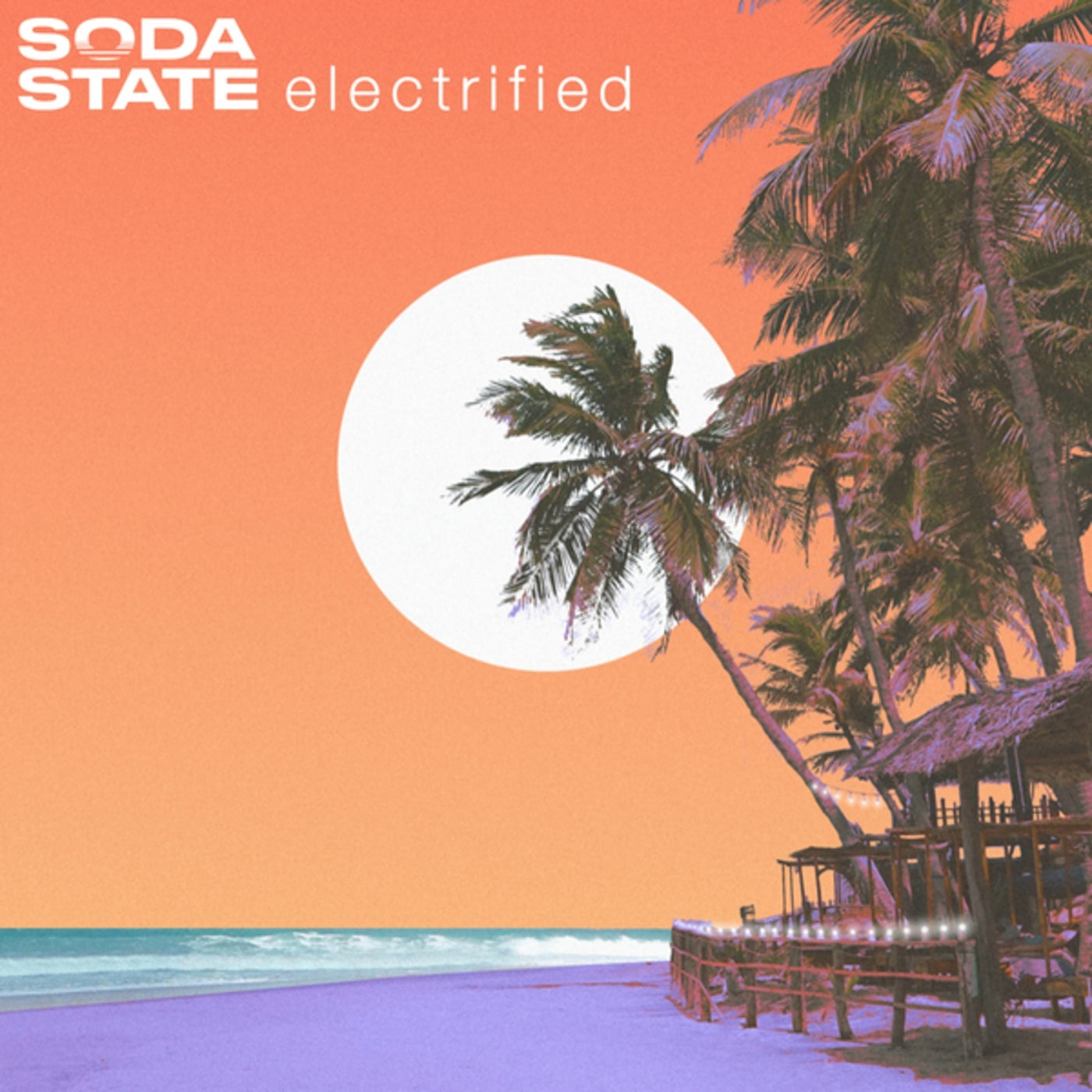 Cover - Soda State - Electrified (Extended Mix)