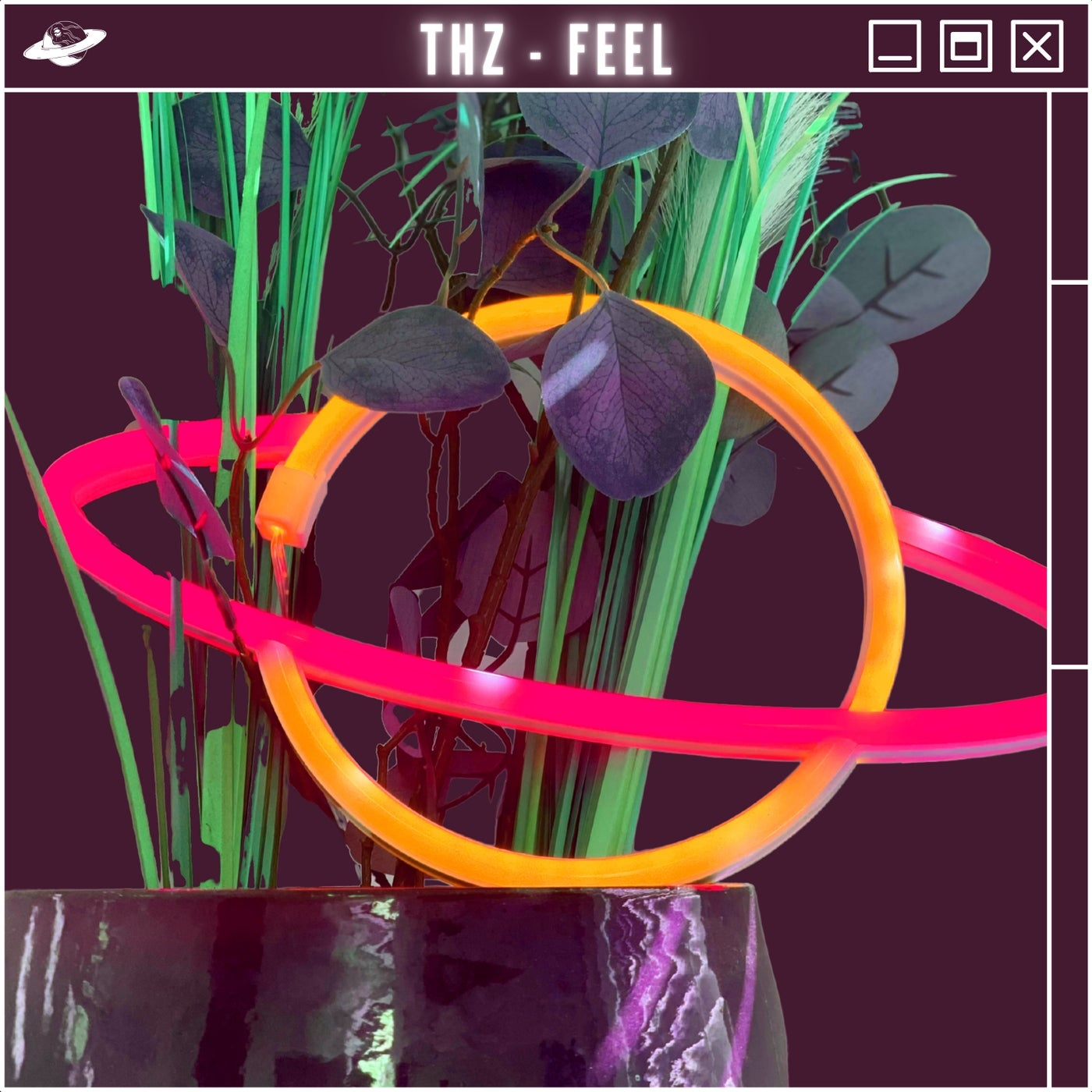 Cover - Thz - Feel (Extended Mix)