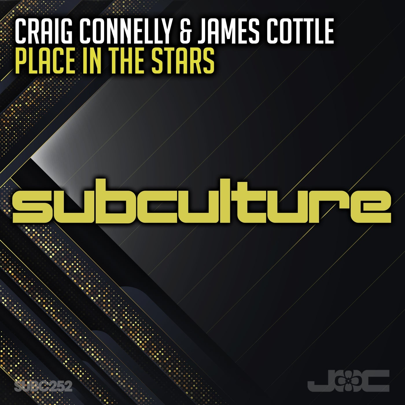 Cover - Craig Connelly, James Cottle - Place in the Stars (Extended Mix)
