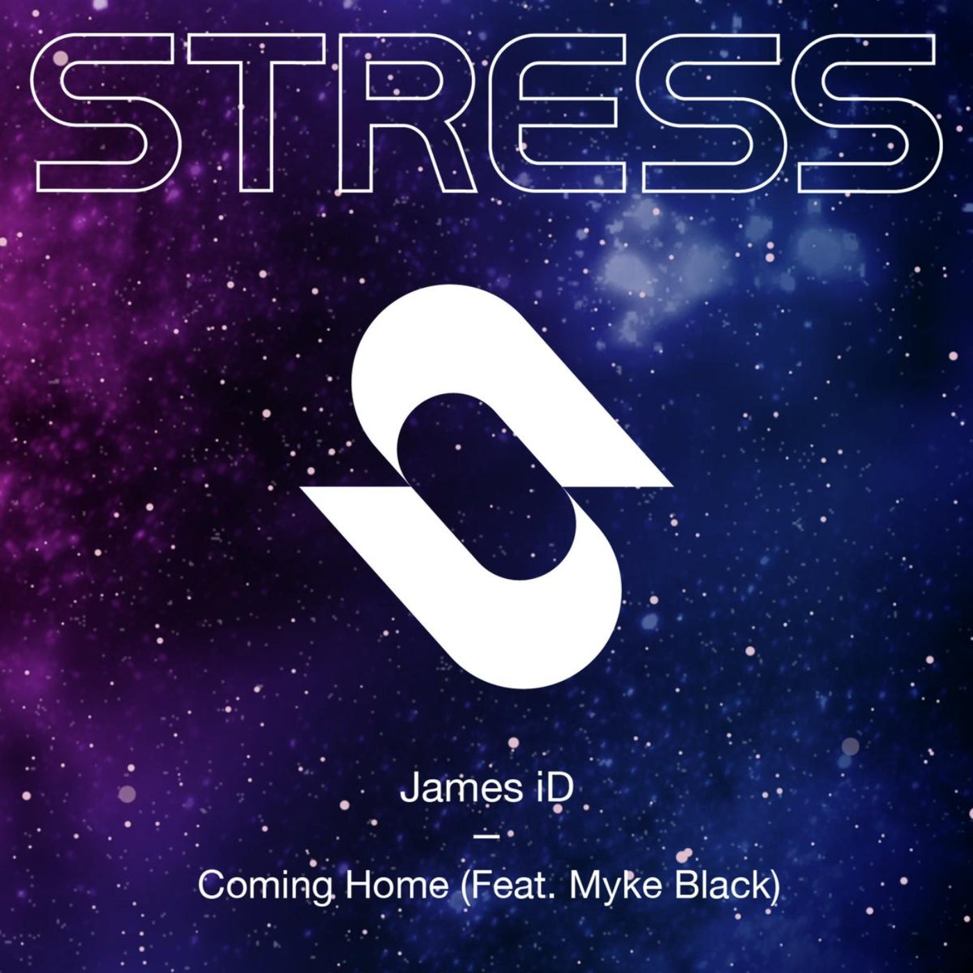 Cover - James iD, Myke Black - Coming Home (feat. Myke Black) (Extended Mix)