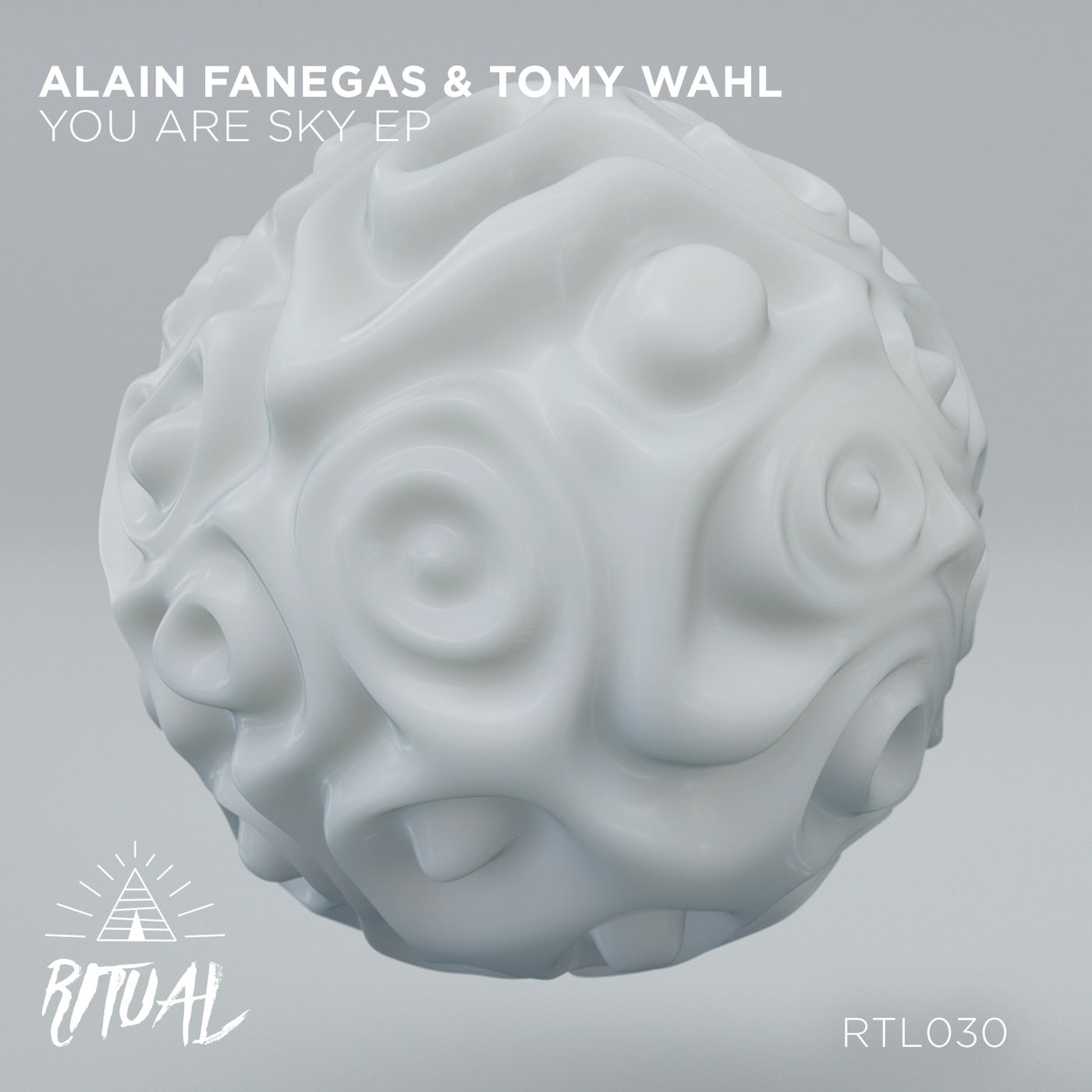 Cover - Tomy Wahl, Alain Fanegas - All The Pressure (Original Mix)