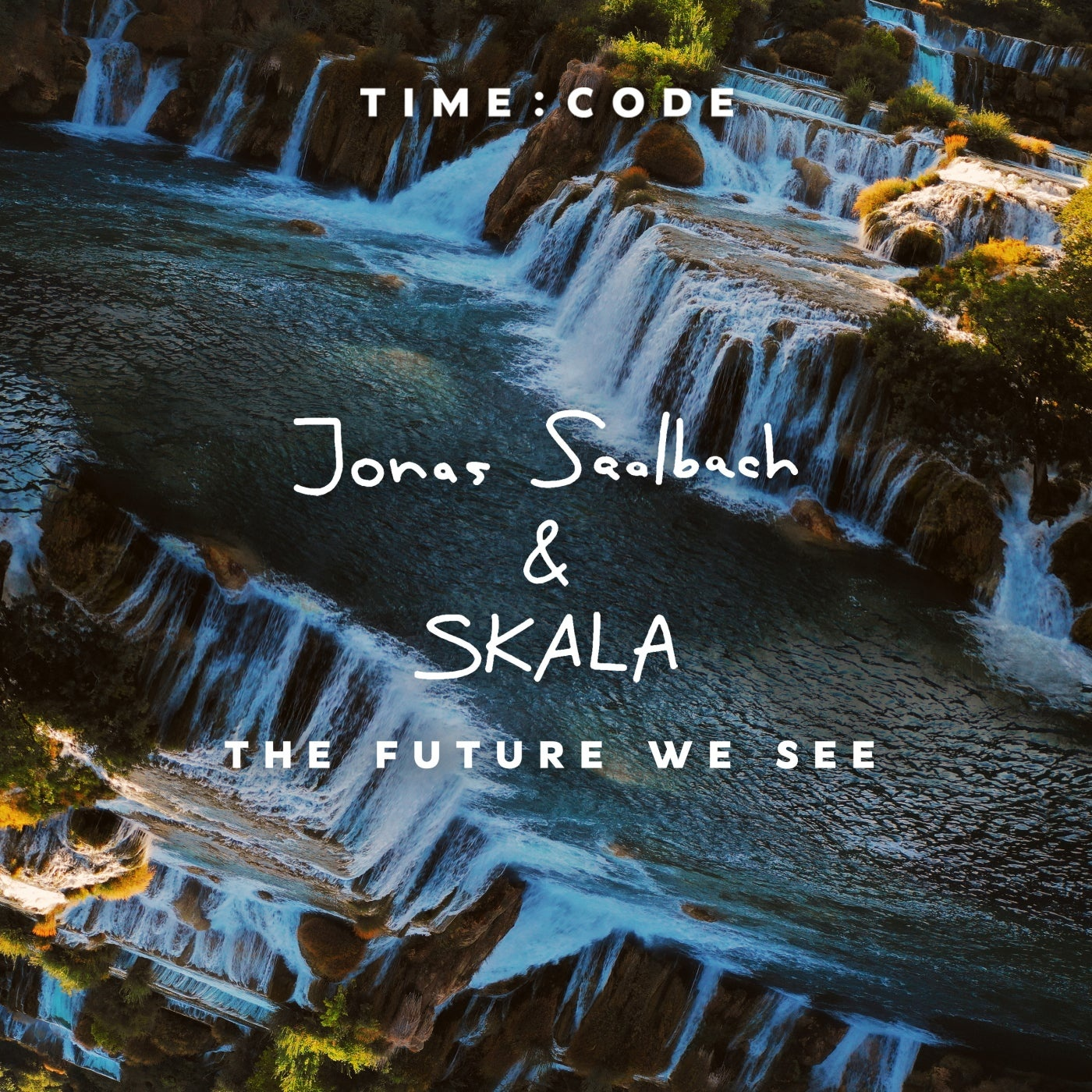 Cover - Jonas Saalbach, SKALA - The Future We See (Extended Mix)