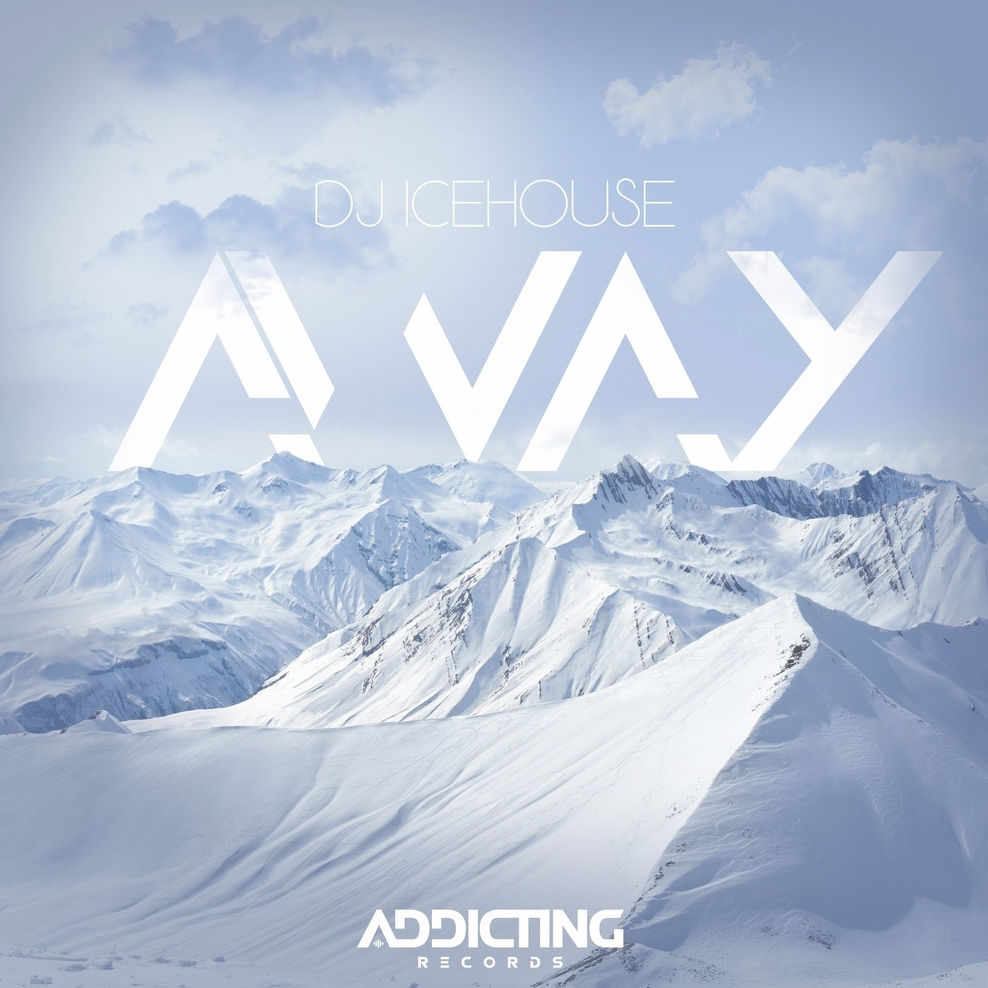 Cover - DJ Ice House - Away (Extended Mix)