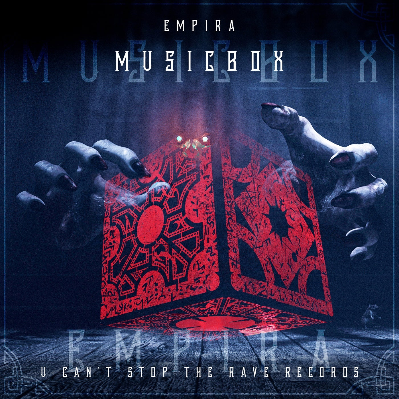 Cover - Empira - MusicBox (Extended edit)
