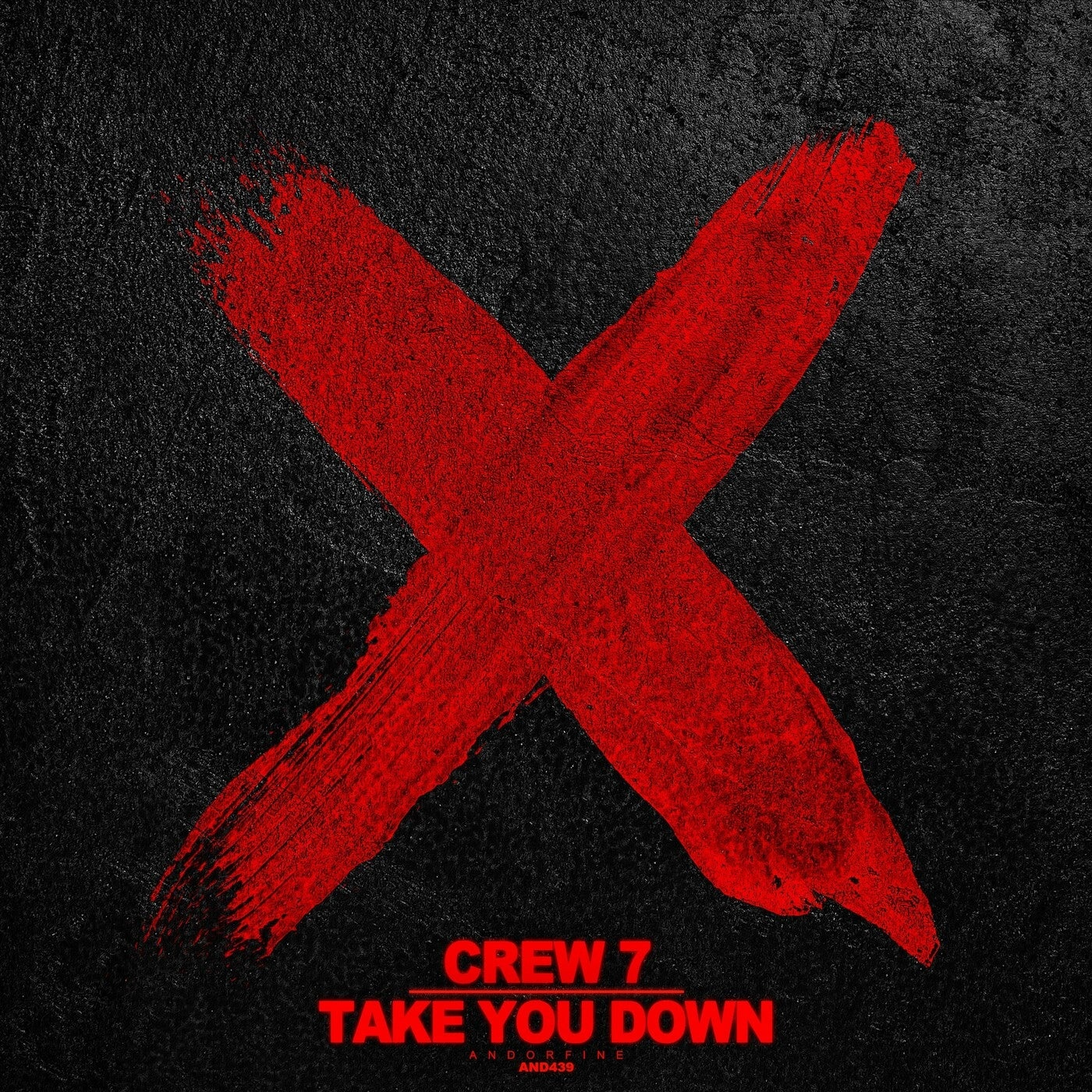Cover - Crew 7 - Take You Down (Extended Mix)