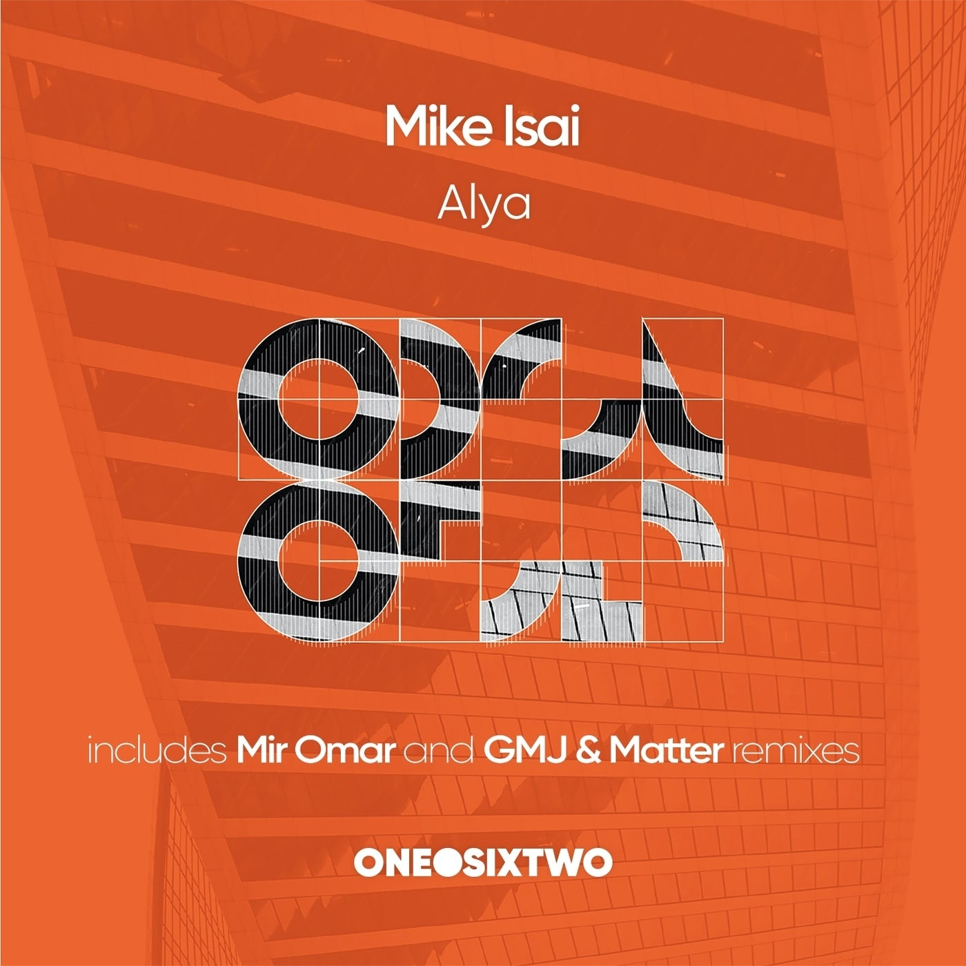 Cover - Mike Isai - Alya (Mir Omar Remix)