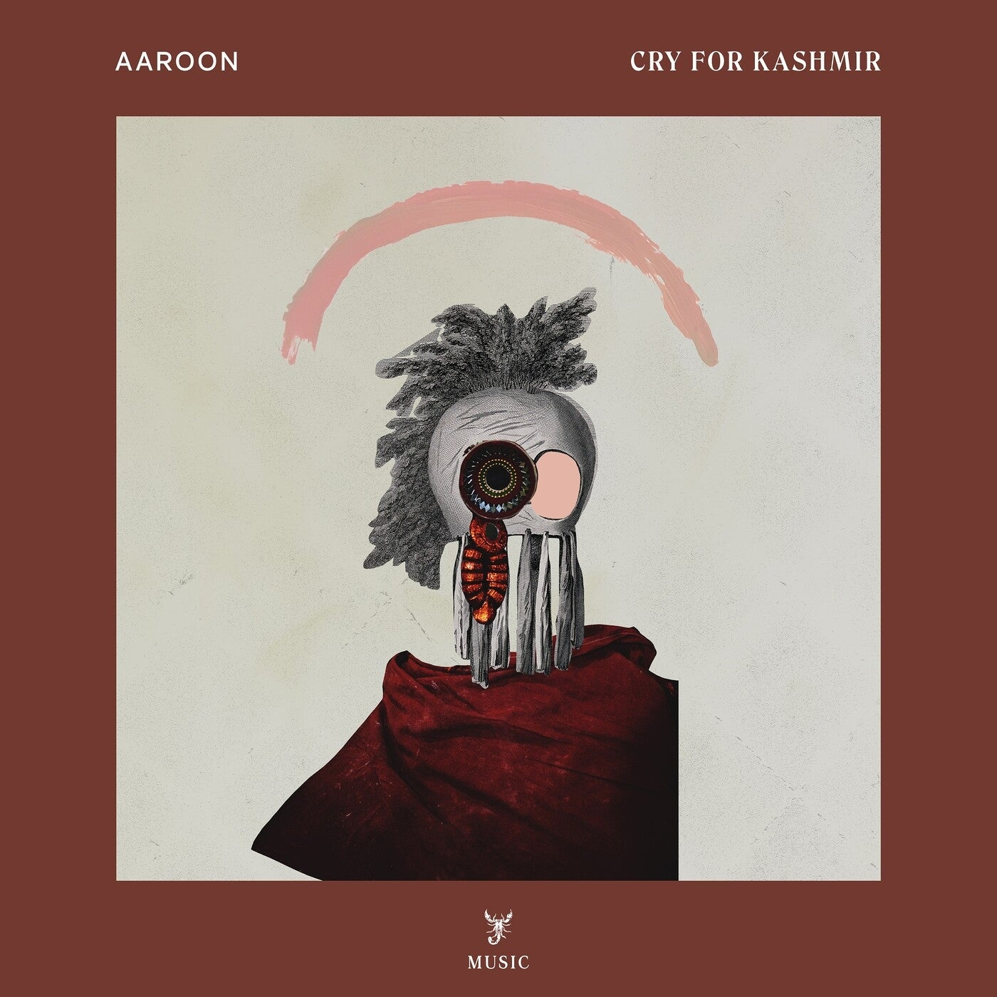 Cover - Aaroon - Cry for Kashmir (Original Mix)