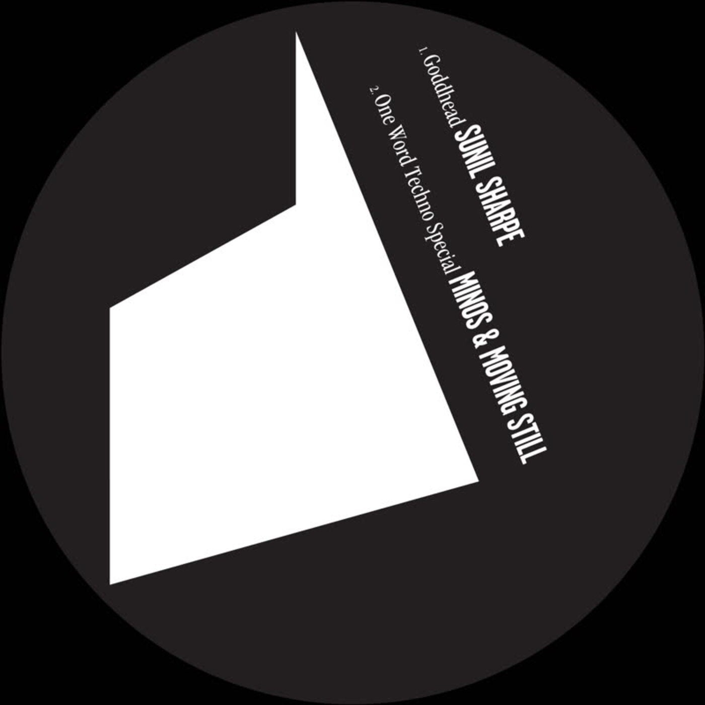 Cover - Minos, Moving Still - One Word Techno Special (Original Mix)