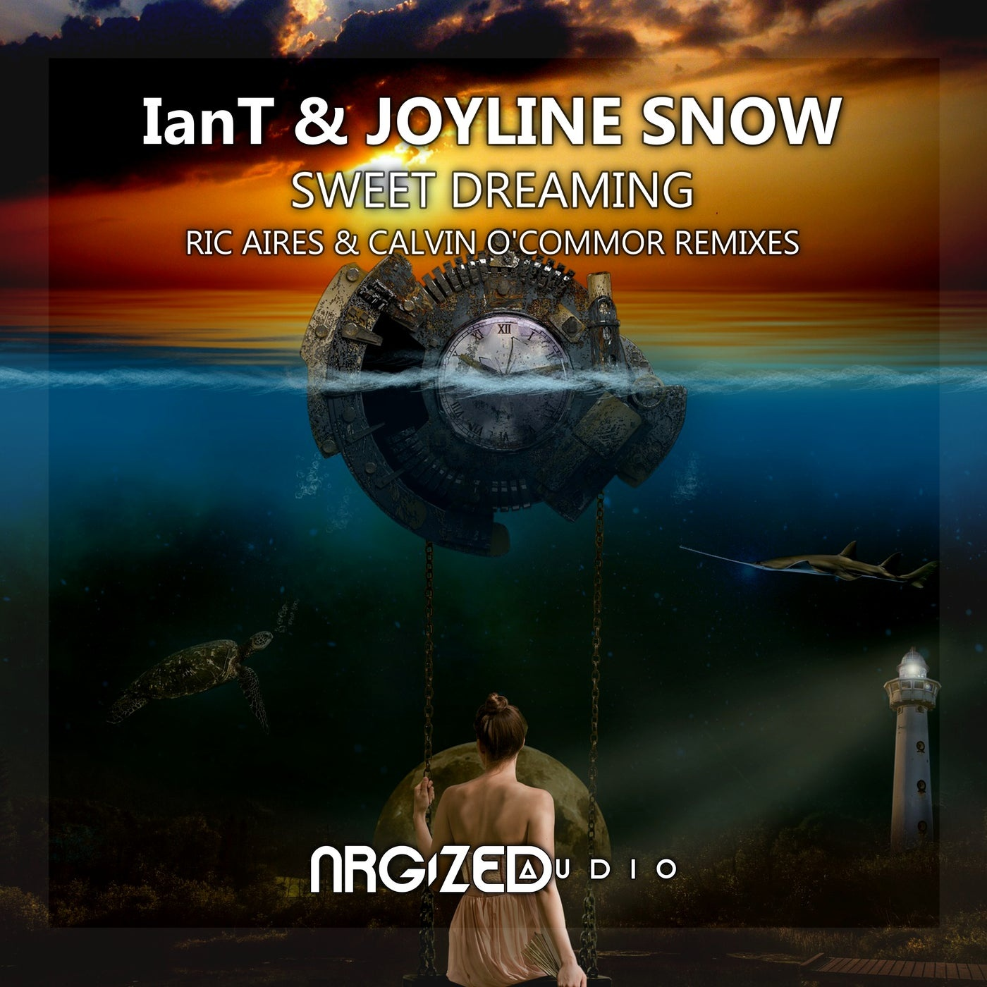 Cover - Iant, Joyline Snow - Sweet Dreaming (Ric Aires Remix)