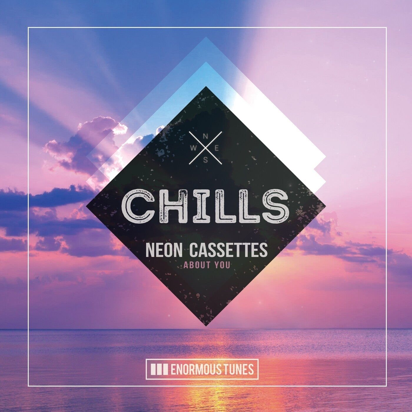Cover - Neon Cassettes - About You (Original Mix)