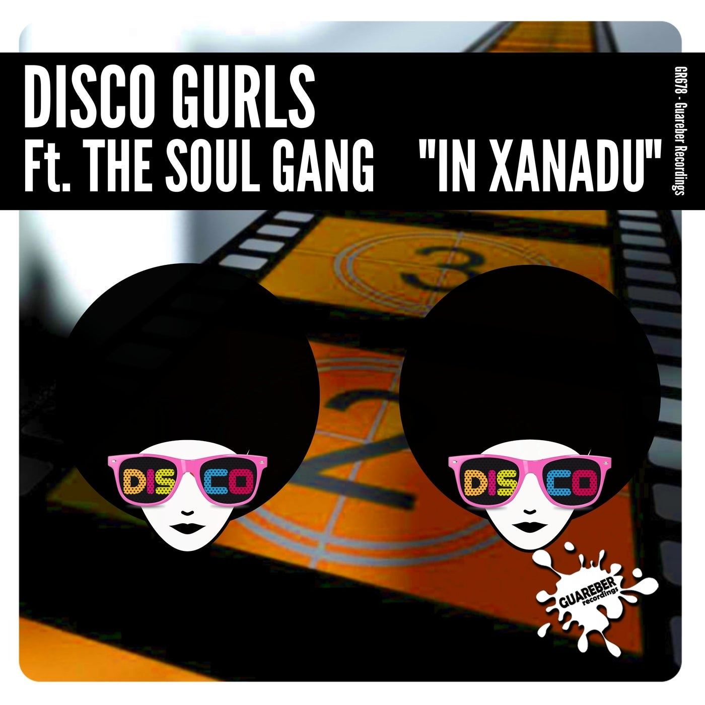 Cover - Disco Gurls, The Soul Gang - In Xanadu (Extended Mix)