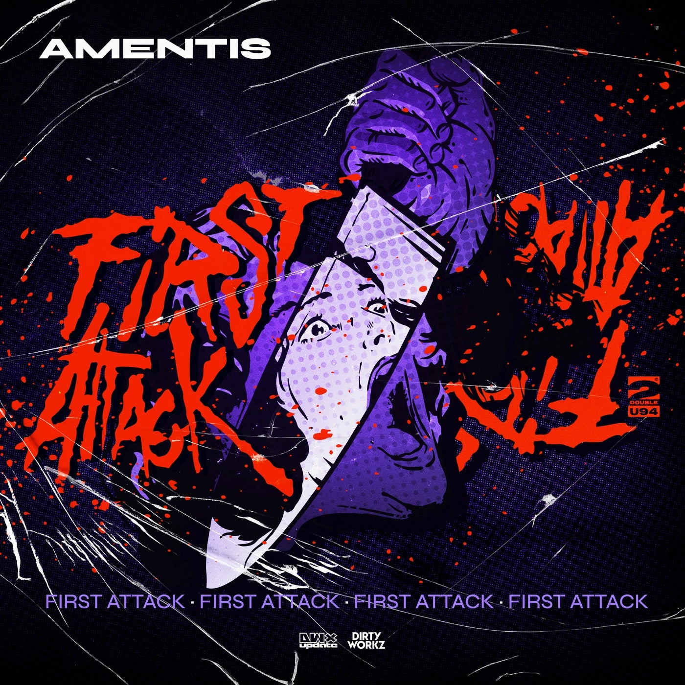 Cover - Amentis - First Attack (Extended Mix)