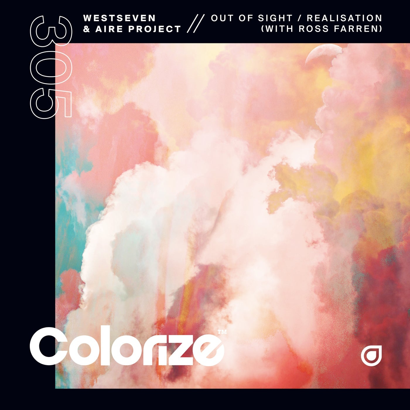 Cover - Westseven, Aire Project - Out Of Sight (Original Mix)