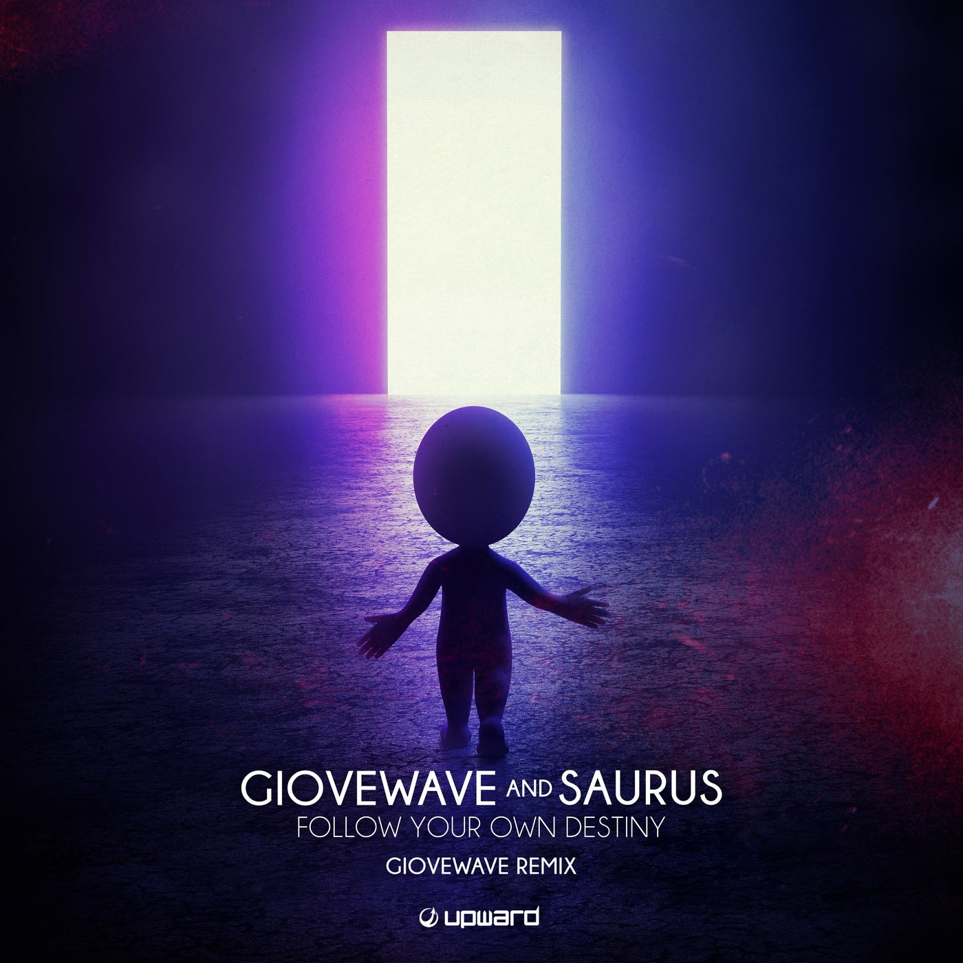 Cover - Giovewave, Saurus - Follow Your Own Destiny (Giovewave Remix)