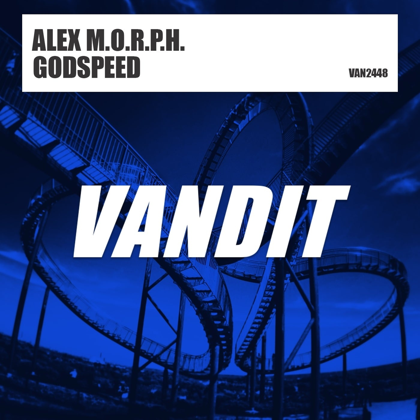 Cover - Alex M.O.R.P.H. - Godspeed (Extended)