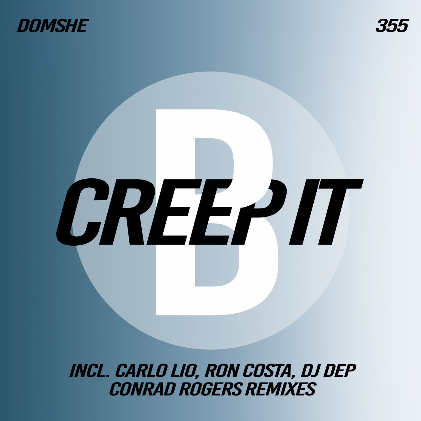 Cover - Domshe - Feelin (Ron Costa Remix)