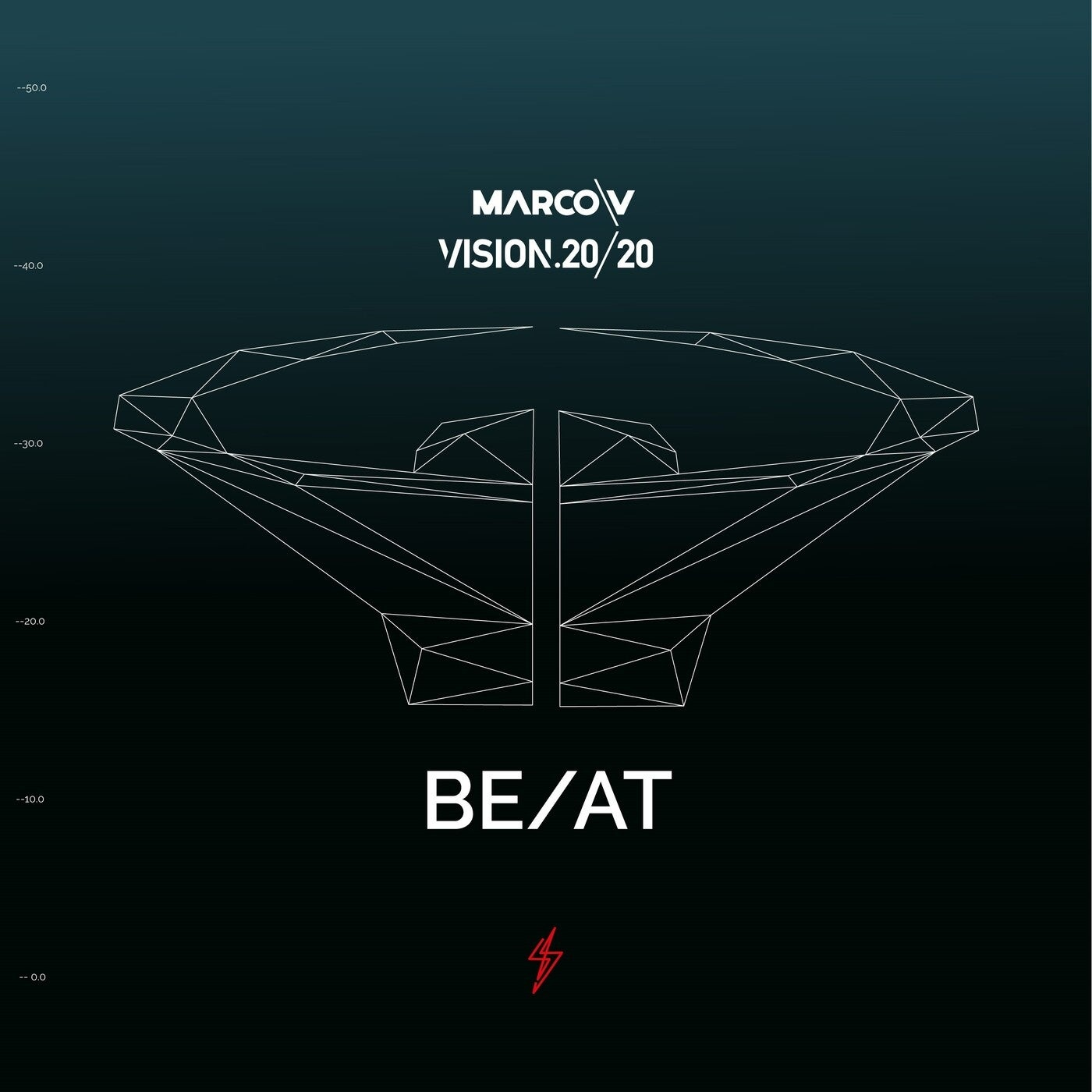 Cover - Marco V, Vision 20/20 - BE/AT (Extended Mix)