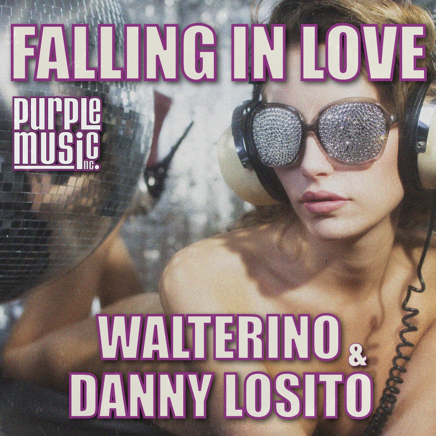 Cover - Walterino, Danny Losito - Falling In Love (The Dukes Extended Mix)