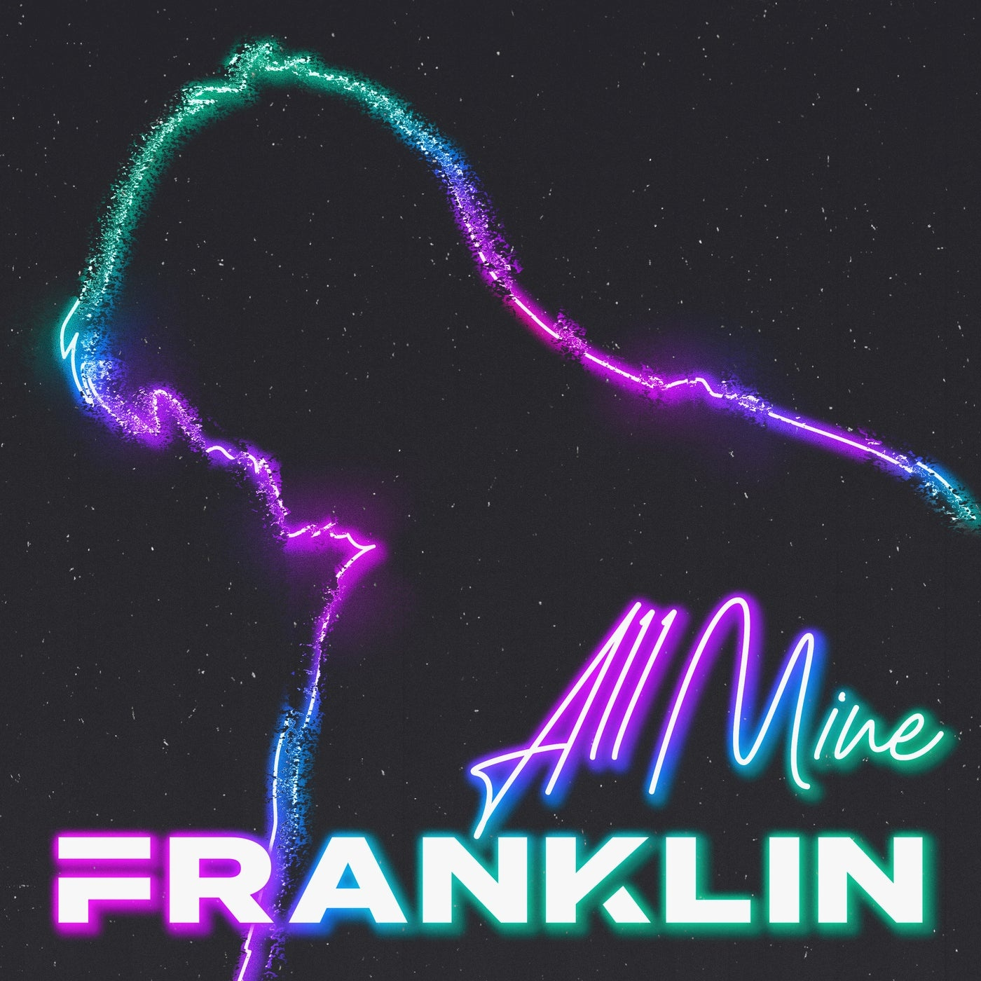 Cover - Franklin (UK) - All Mine (Extended Mix)