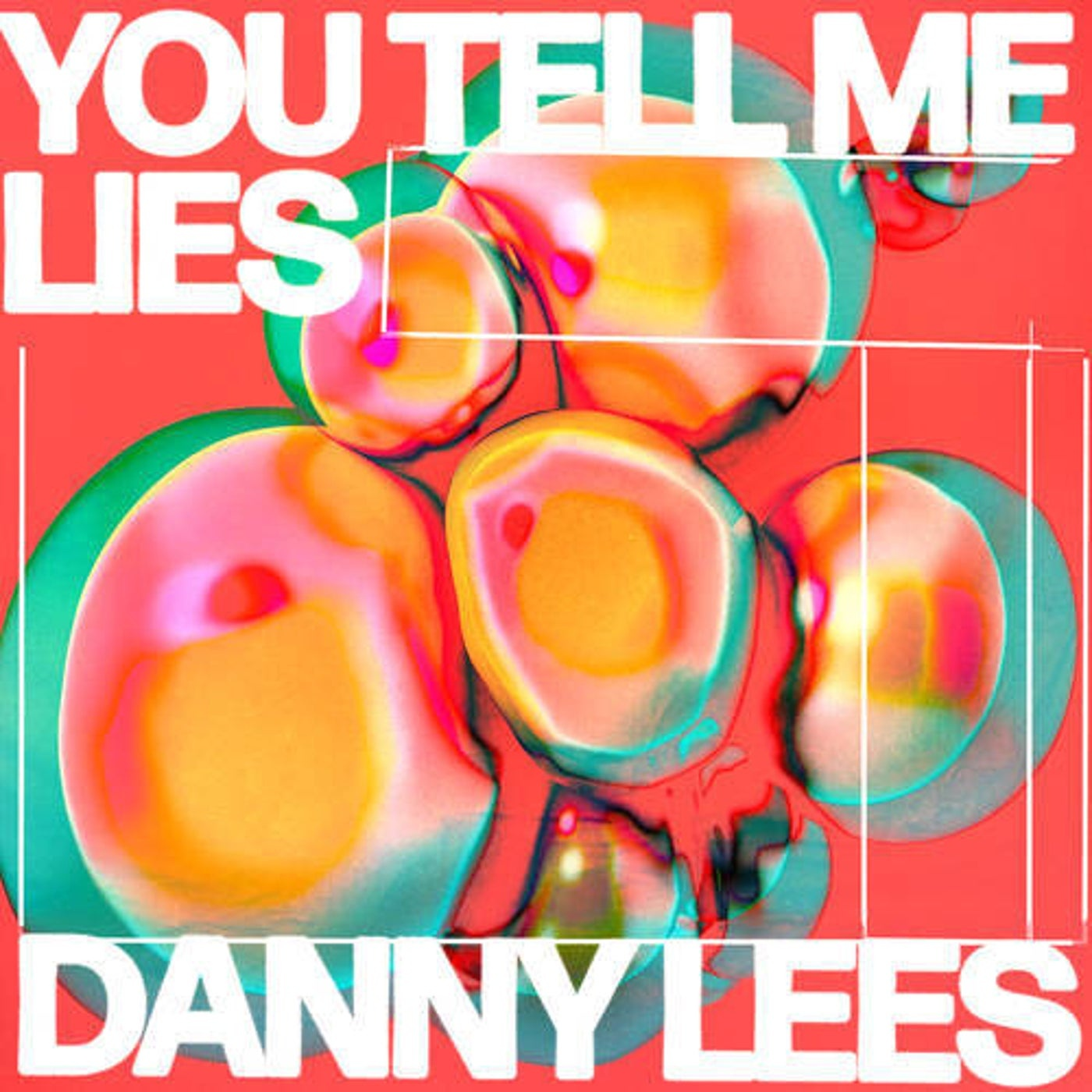 Cover - Danny Lees - You Tell Me Lies (Extended Mix)