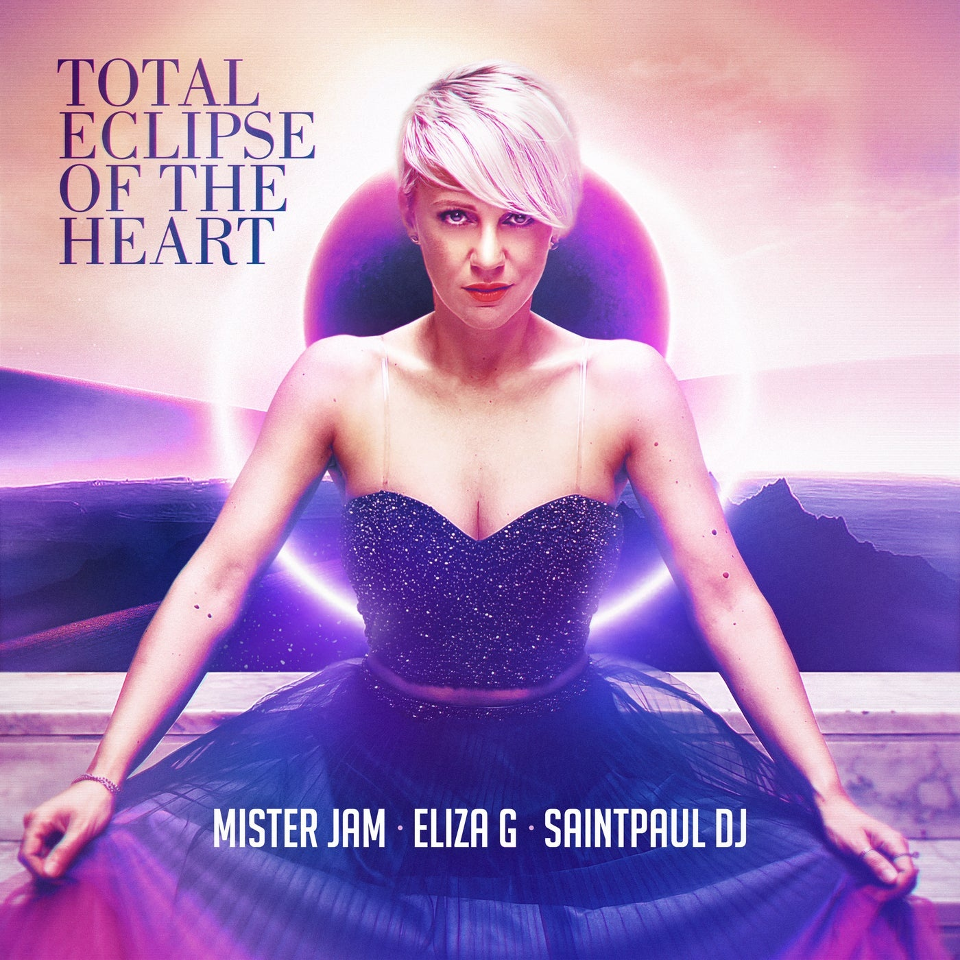 Cover - SaintPaul DJ, Mister Jam, Eliza G - Total Eclipse Of The Heart (Extended Mix)