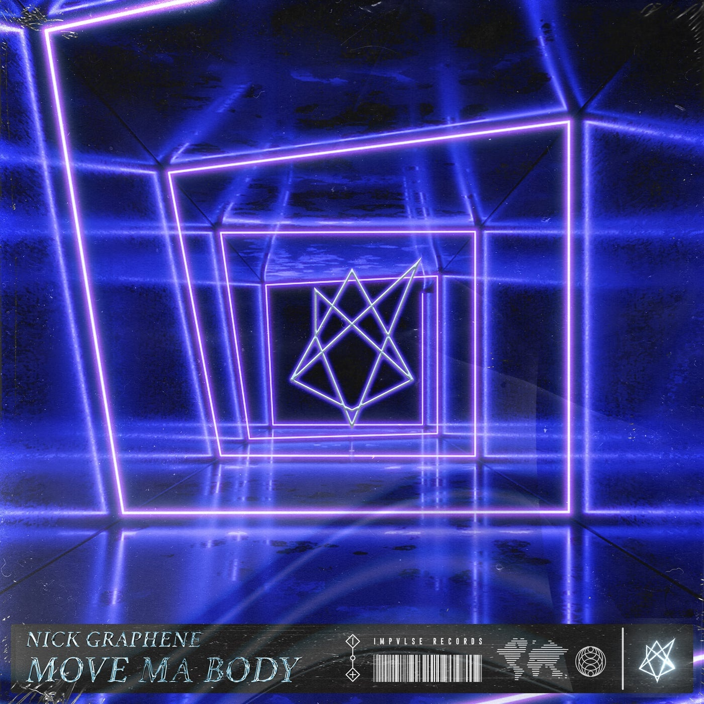 Cover - Nick Graphene - Move Ma Body (Extended Mix)