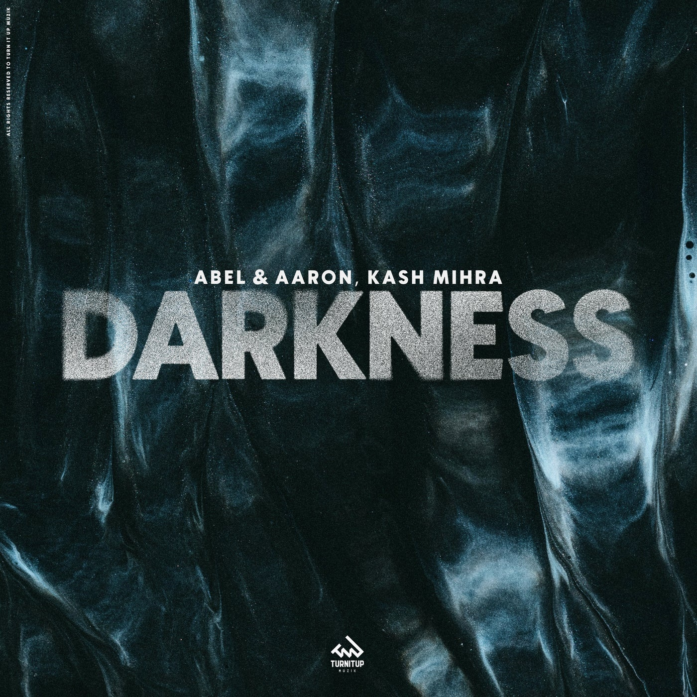 Cover - Kash Mihra, Abel & Aaron - Darkness (Club Mix)