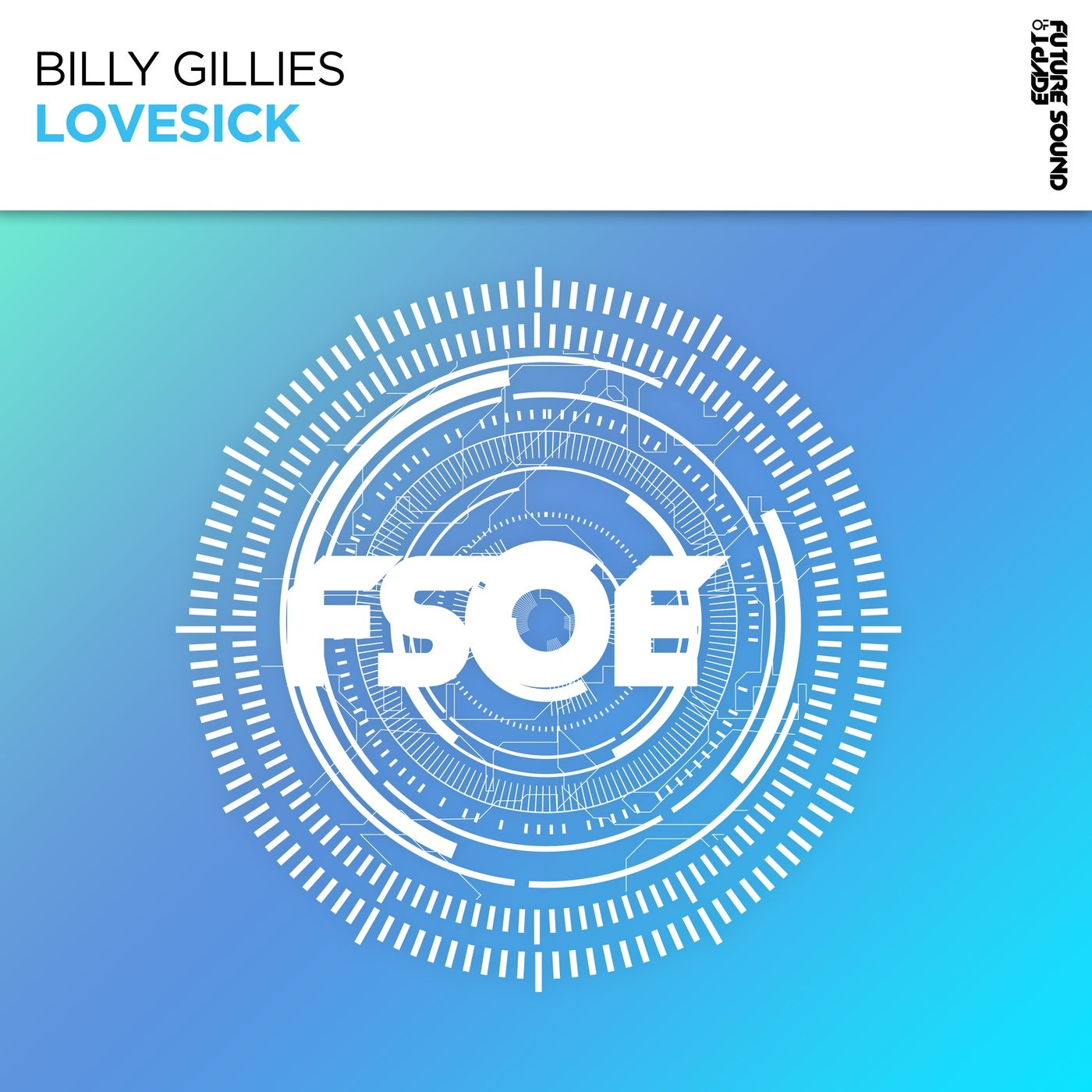 Cover - Billy Gillies - Lovesick (Extended Mix)