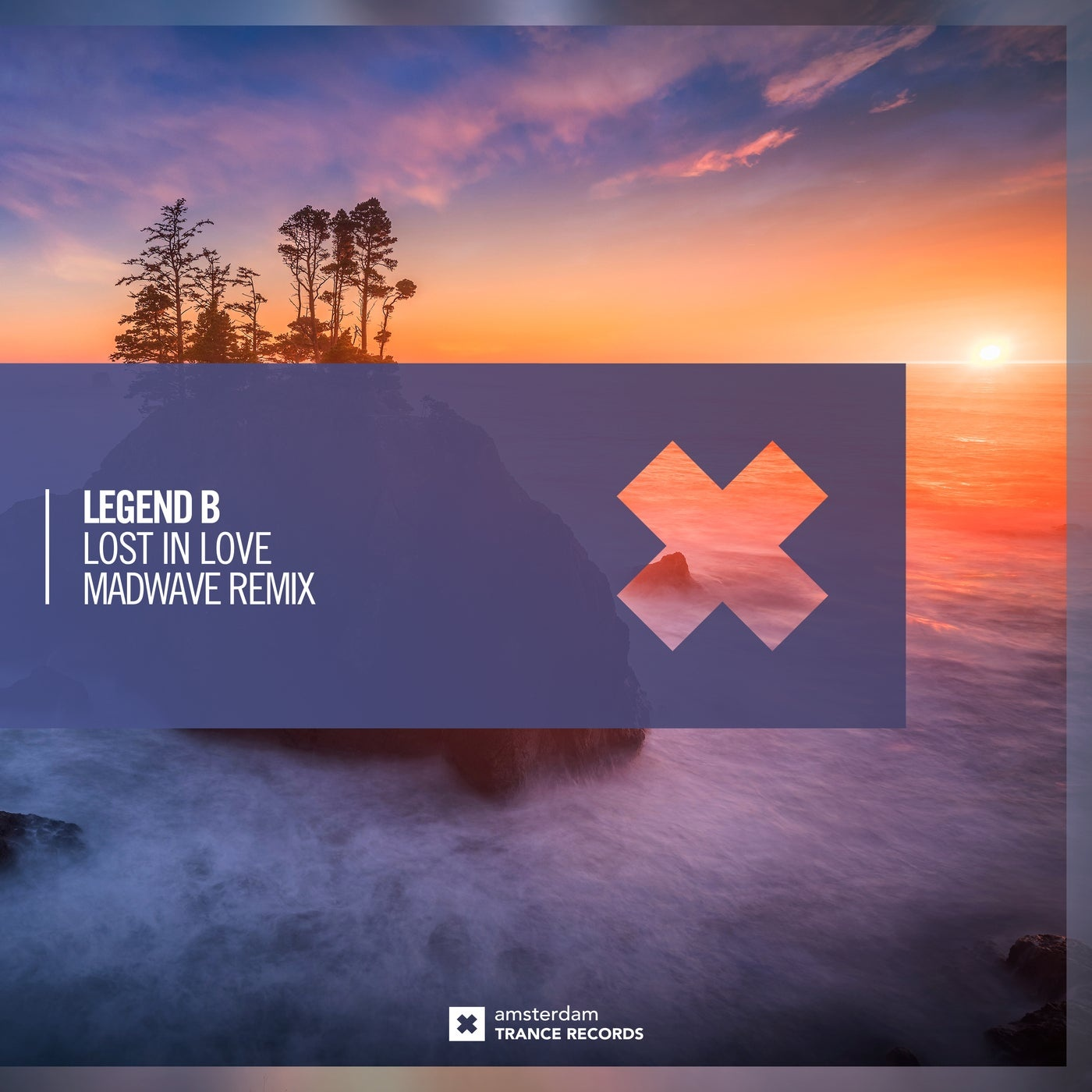 Cover - Legend B - Lost In Love (Madwave Extended Mix)