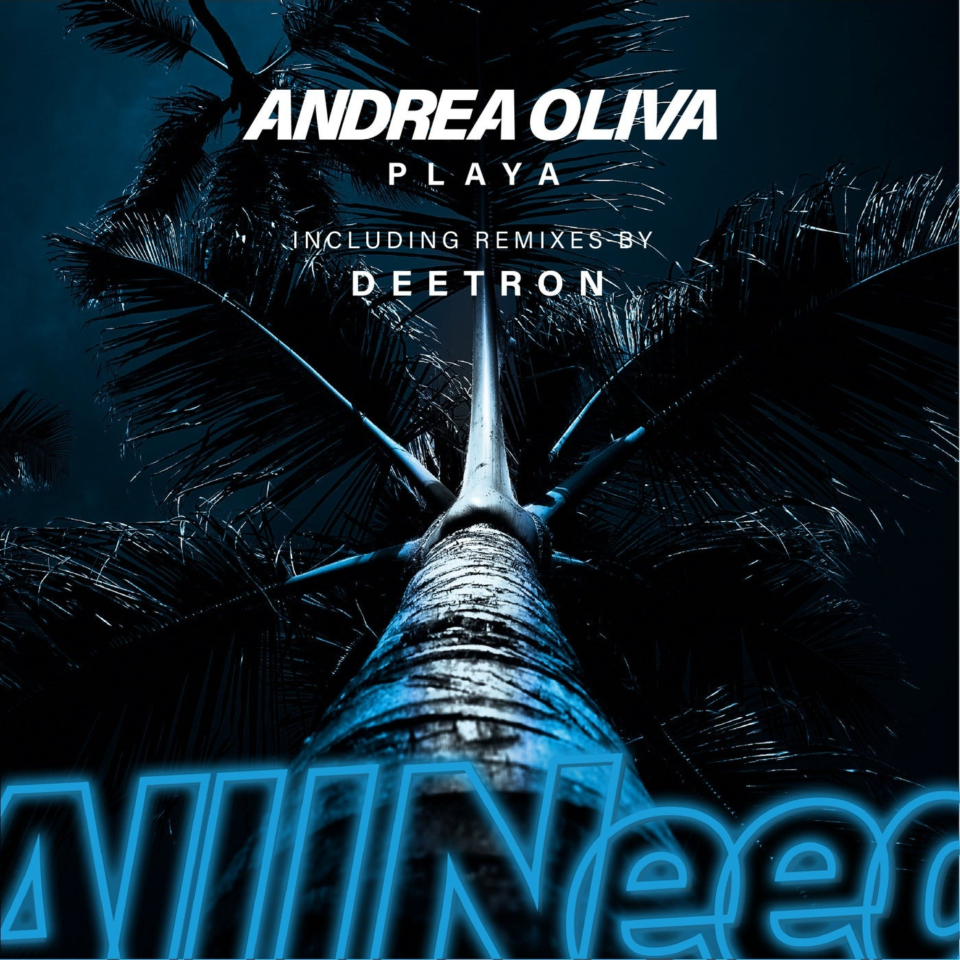 Cover - Andrea Oliva - Playa (Extended Mix)